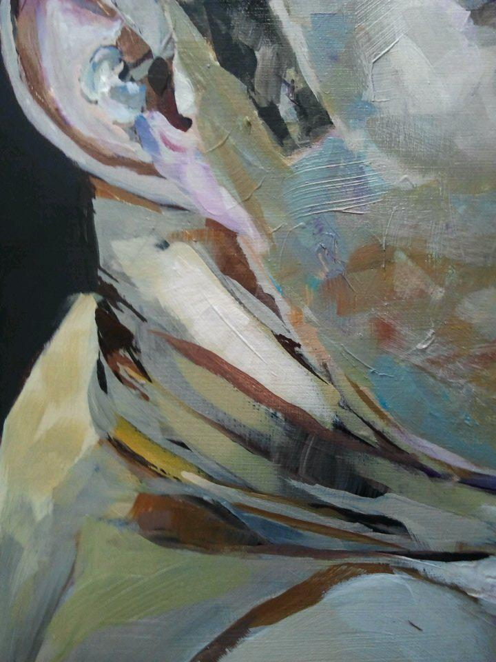 subject III (detail).