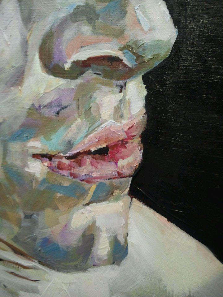 subject III (detail).